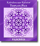 Filigrees Template Pack