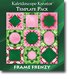 Frame Frenzy Template Pack